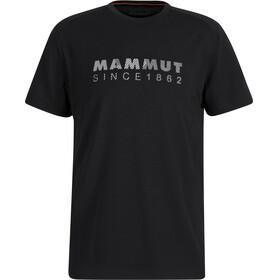Mammut Trovat T-shirt Herrer, sort